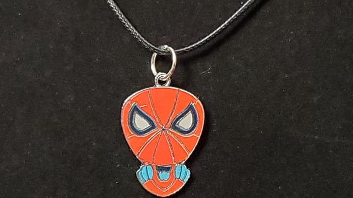 Spider-Man Charm Neckless