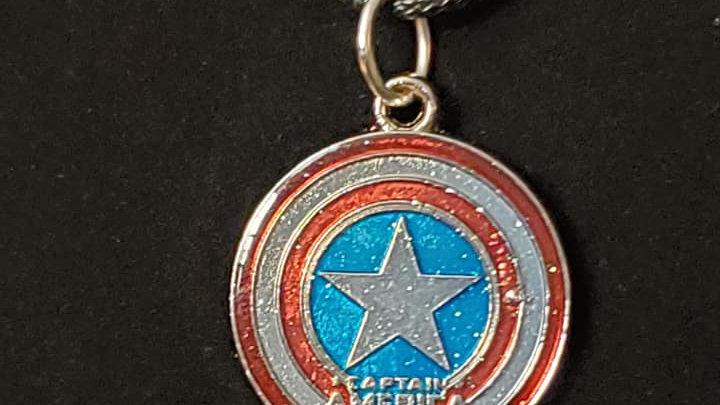 Captian America Shield Neckless
