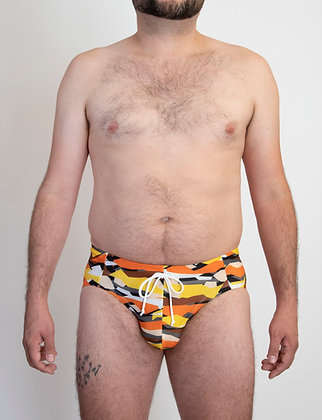 Bear Flag Swim Brief