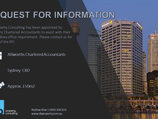Request for Information - Allworths Chartered Accountants