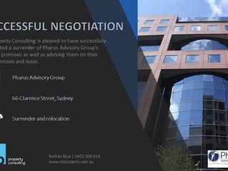 Successful Negotiation - Pharus Advisory Group