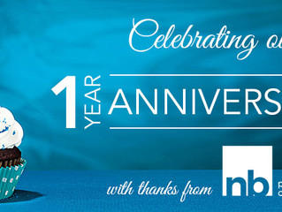 NB Property Consulting turns 1!