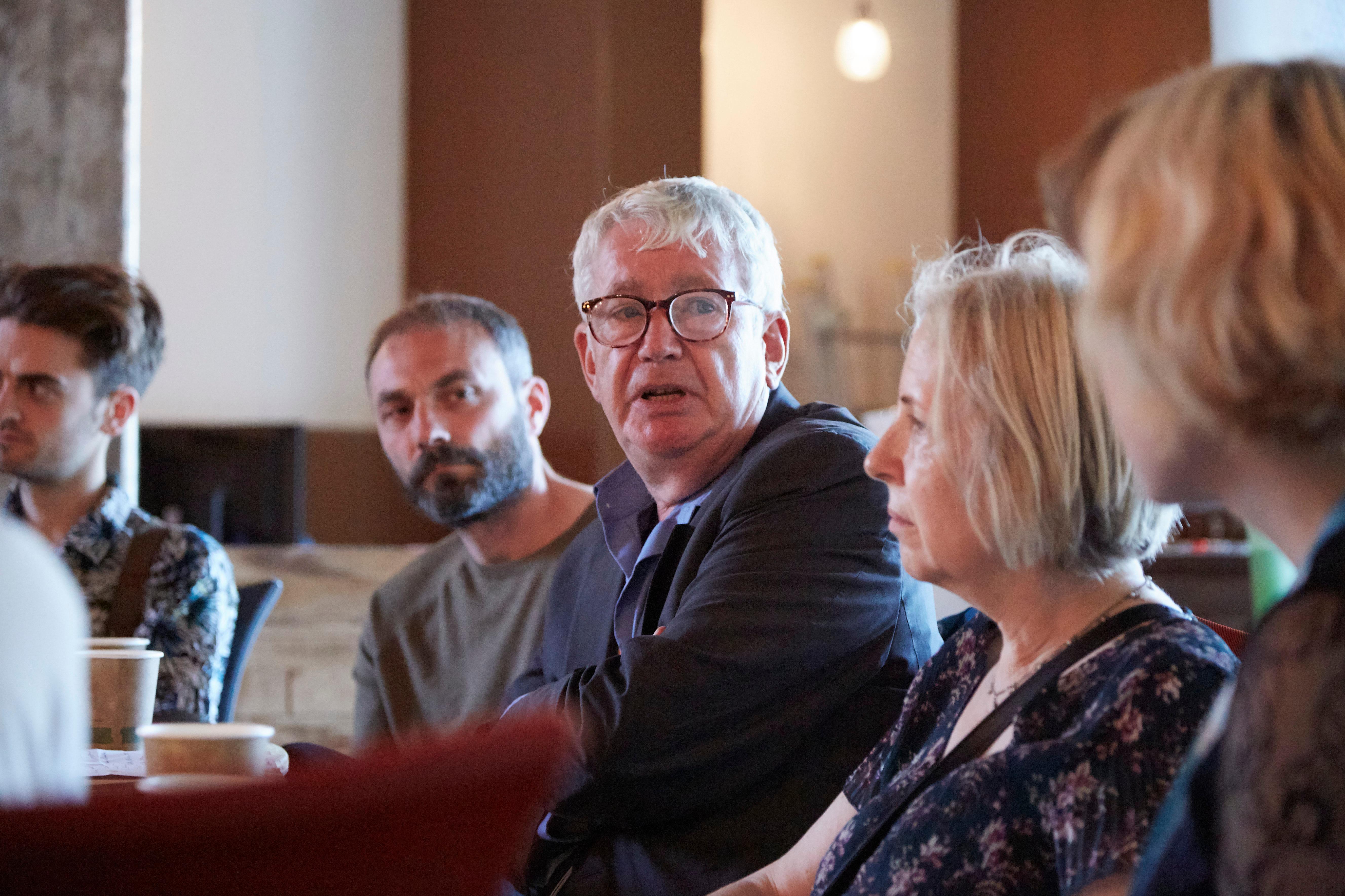 EdFringe 2019: Panel
