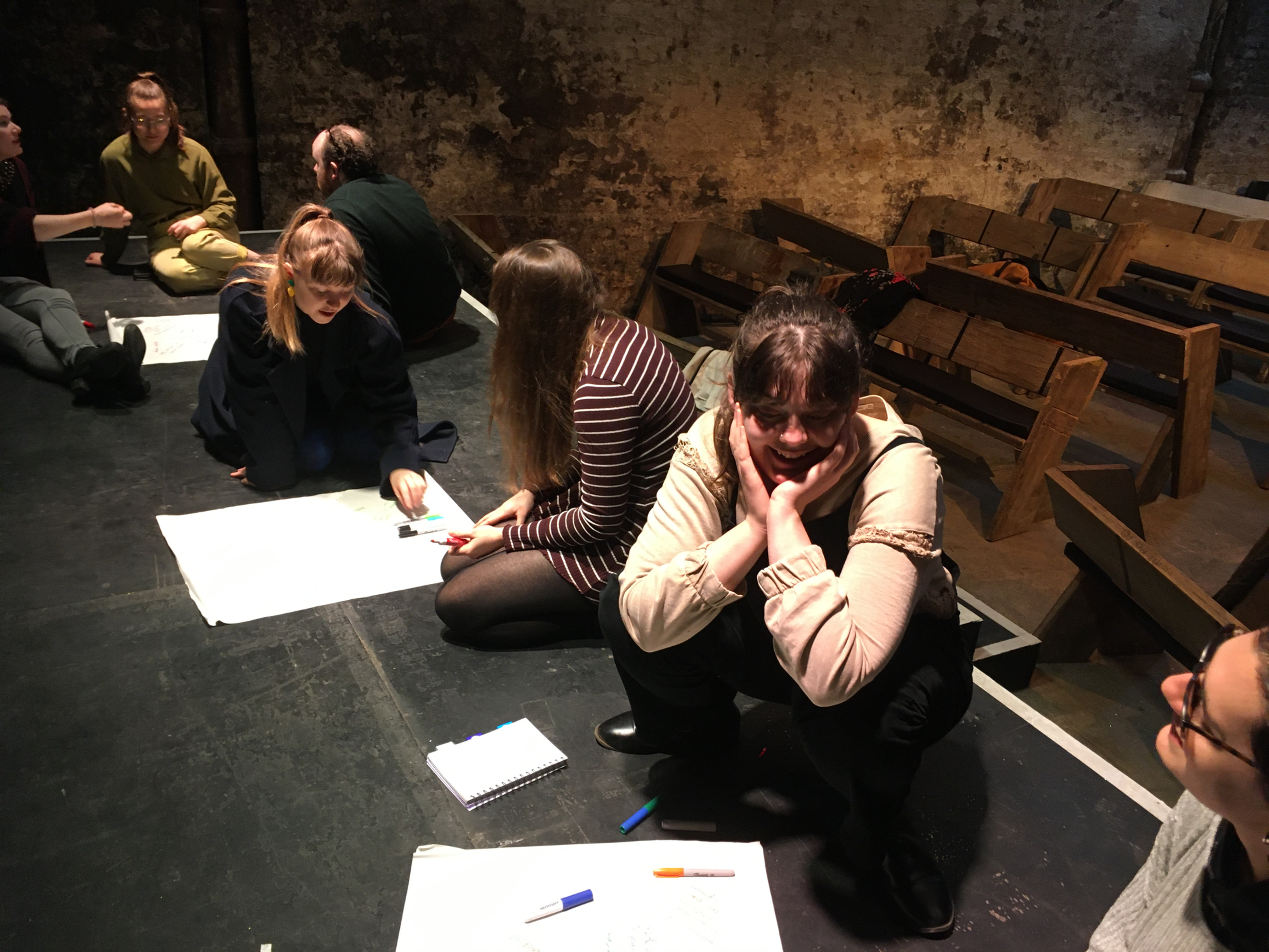 Workshop: Making Sustainable Shows