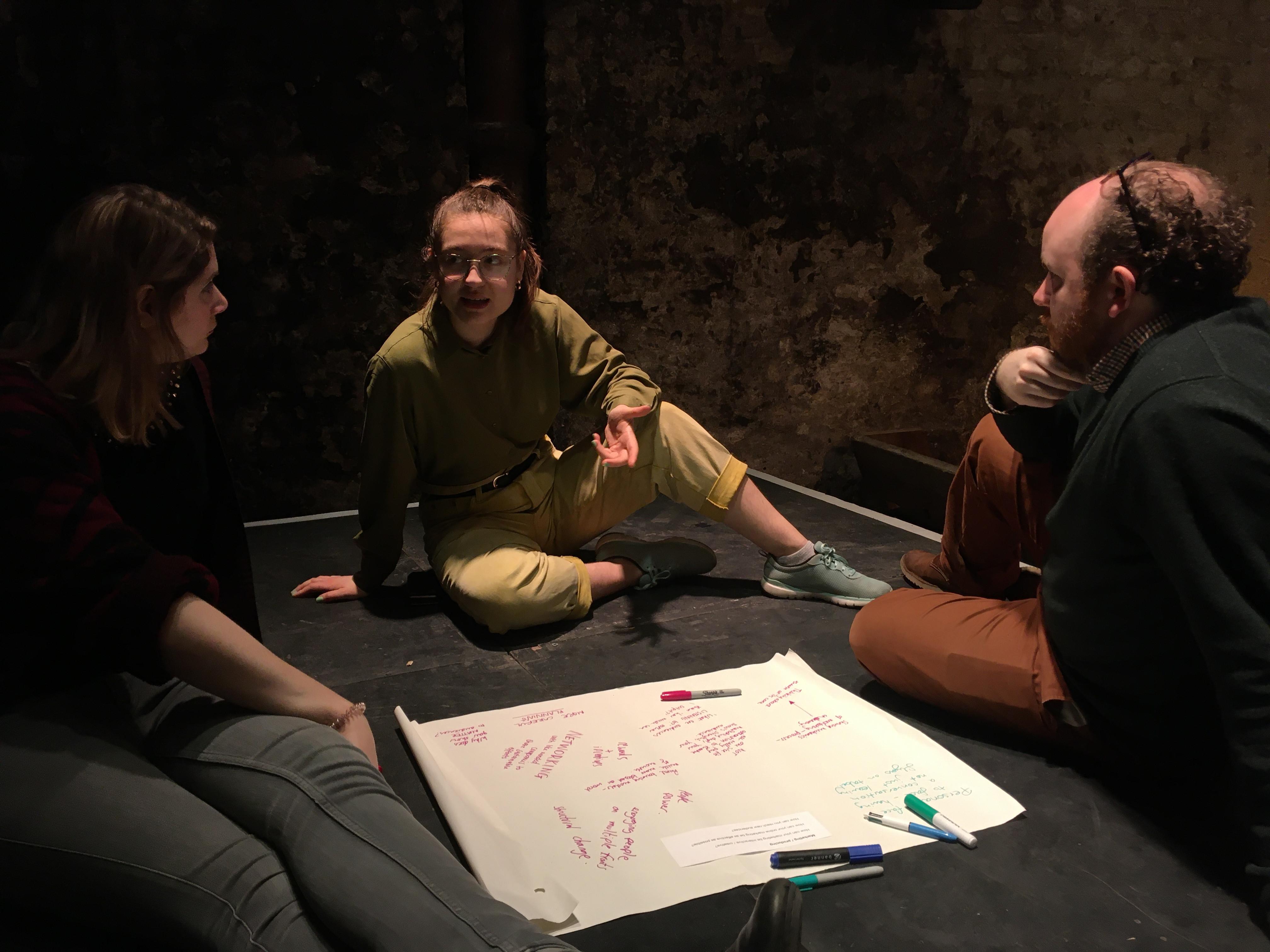 Workshop: Green Up Your EdFringe
