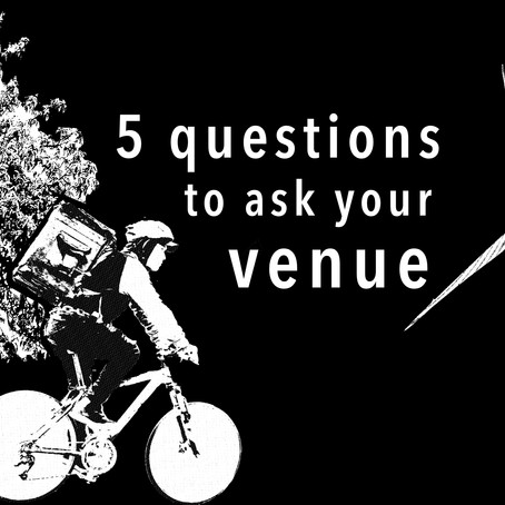 5 questions to ask your venue
