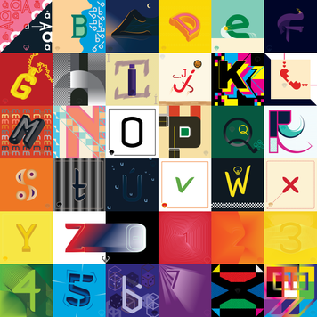 36 Days of Type (2018)