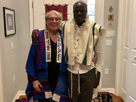 Shadrach Mugoya Visits U.S.A!