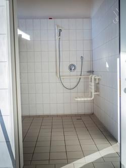 Rollstuhlgerechte Sanitäranlagen