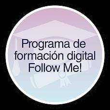 Programa de formación Follow Me!