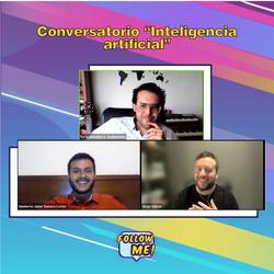 """Conversatorio """"Inteligencia artificial"""""""