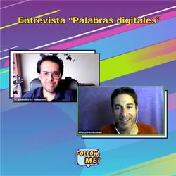 """Entrevista """"Palabras digitales"""""""
