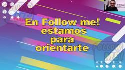 Segunda versión Follow me!