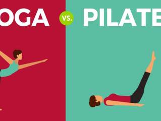 Pilates and Yoga?