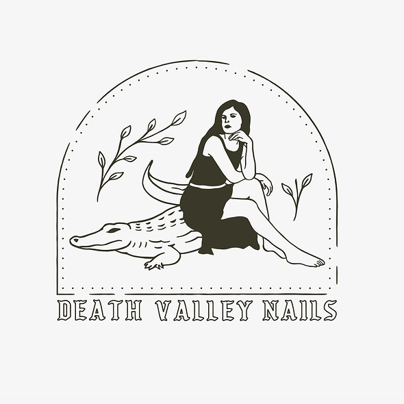 Death Valley Nails