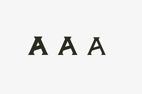The Hound & Quail - Font