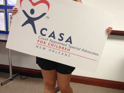 Victoria works with CASA