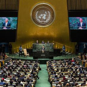 The UN Experiment Has Failed