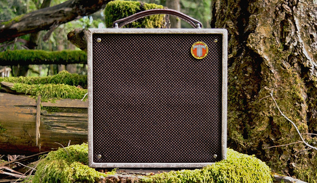NOMAD 50-Watt Battery Amp Jensen Neodymium Speaker