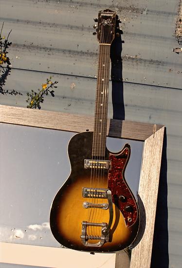 Harmony Stratotone Custom