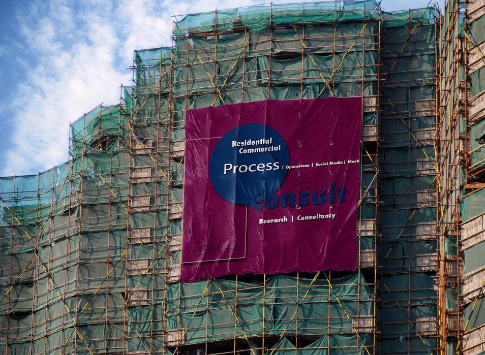 ConsultFluX Construction Industry Branding