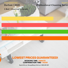 Professional Cleaning | Durham | North East