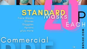 Nationwide Cheapest Face Masks & PPE Services