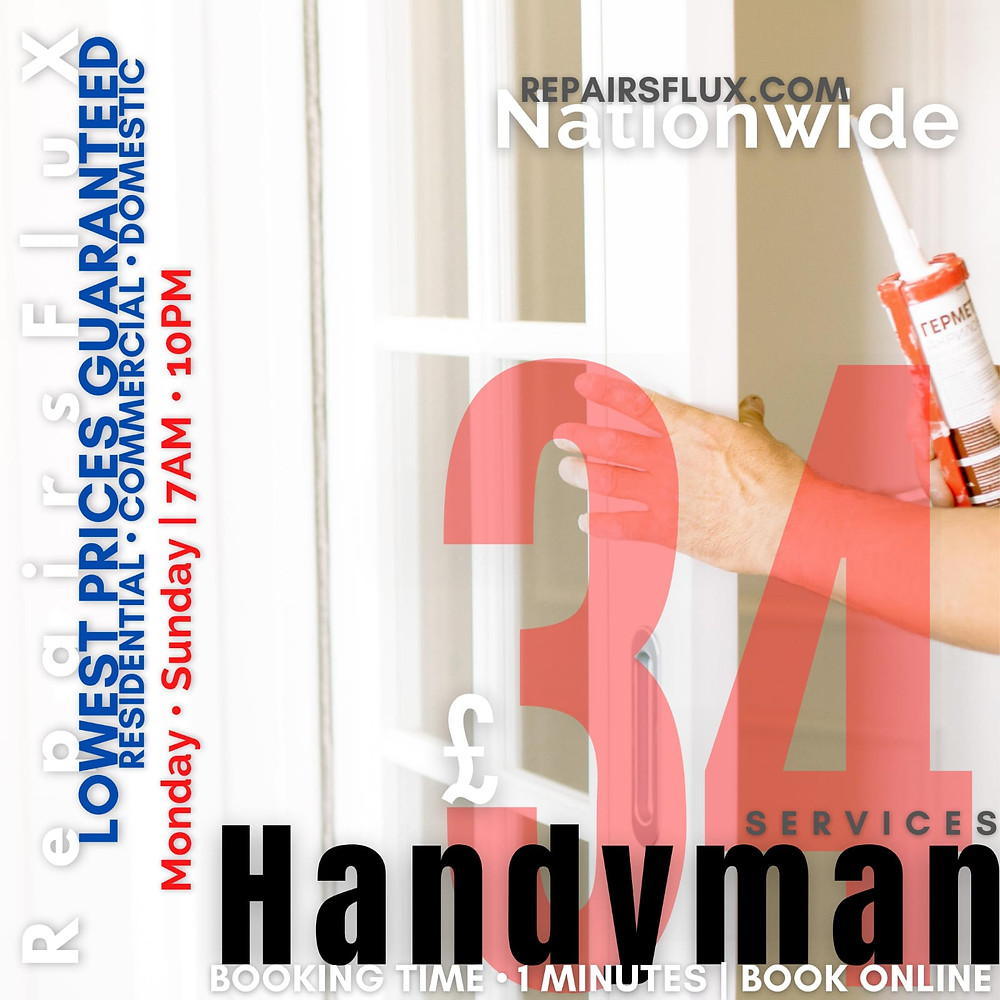 RepairsFluX Handyman Services