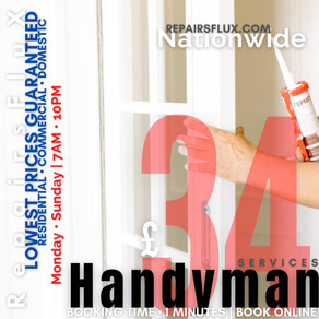 Nationwide Cheapest Handyman Services