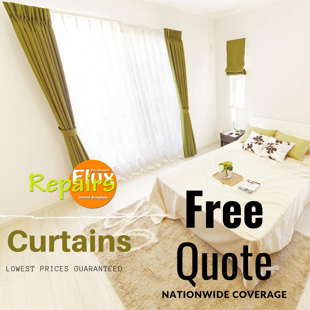 RepairsFluX Curtains