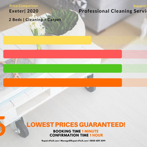 Professional Cleaning | Exeter | South West