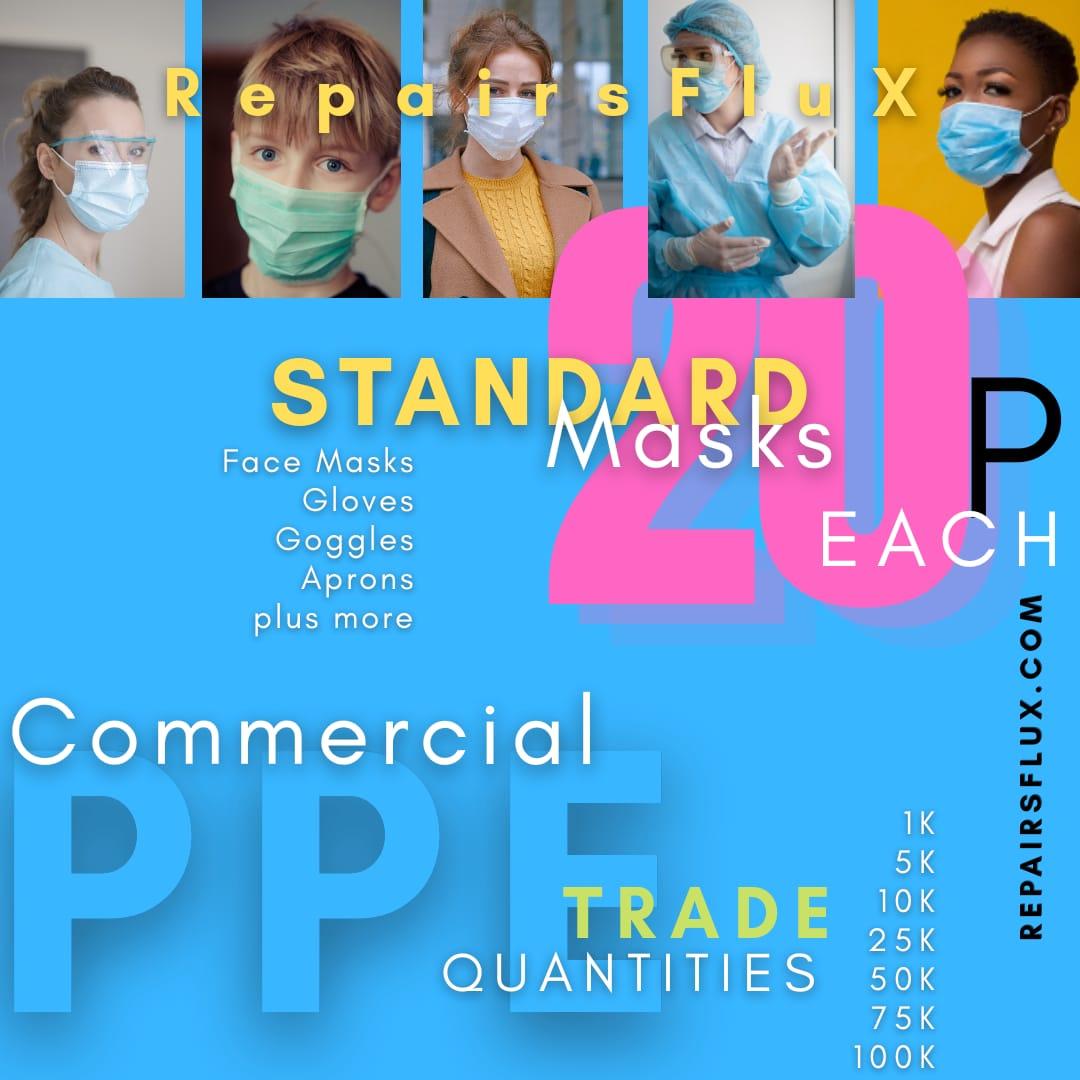 RepairsFluX PPE