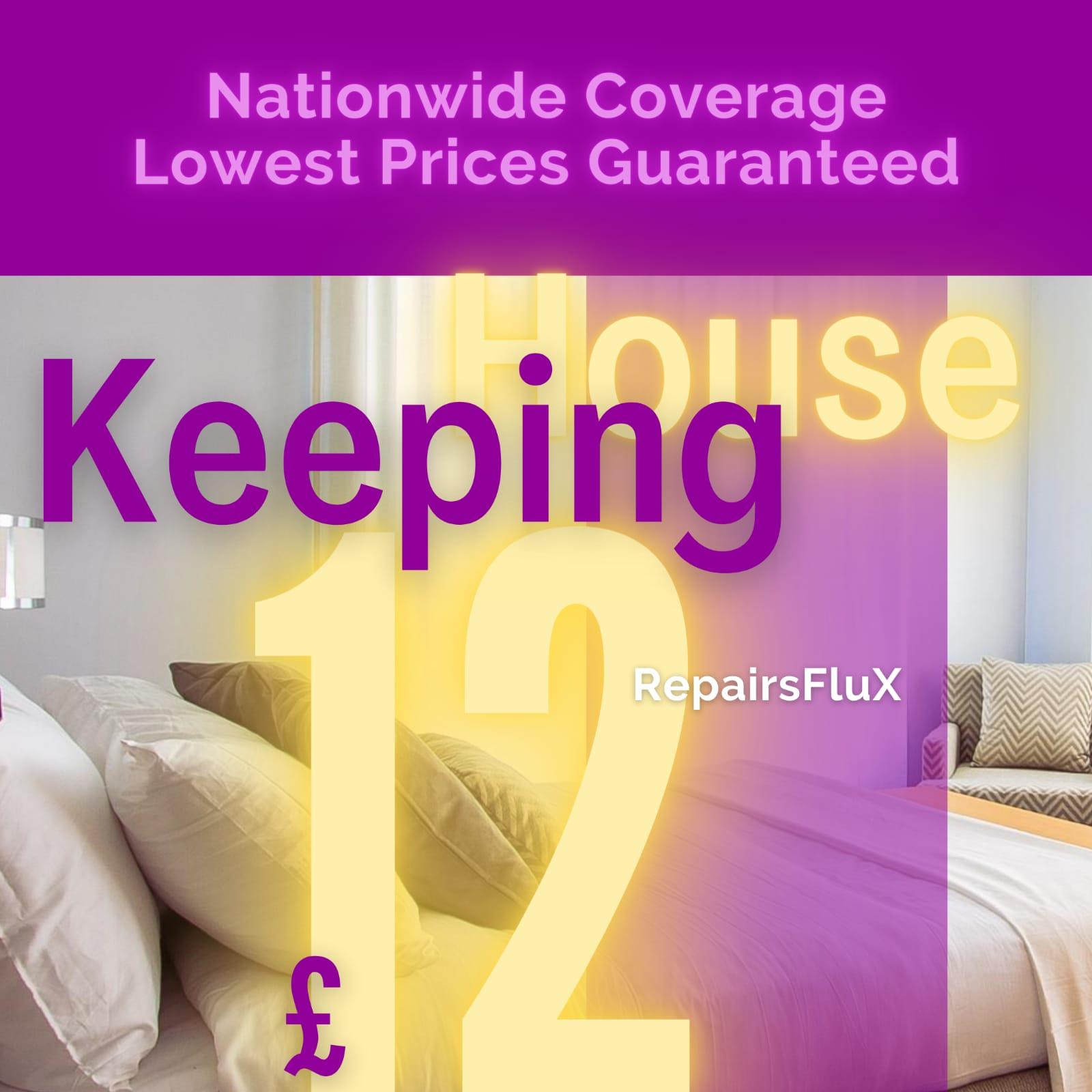 RepairsFluX  House Keeping