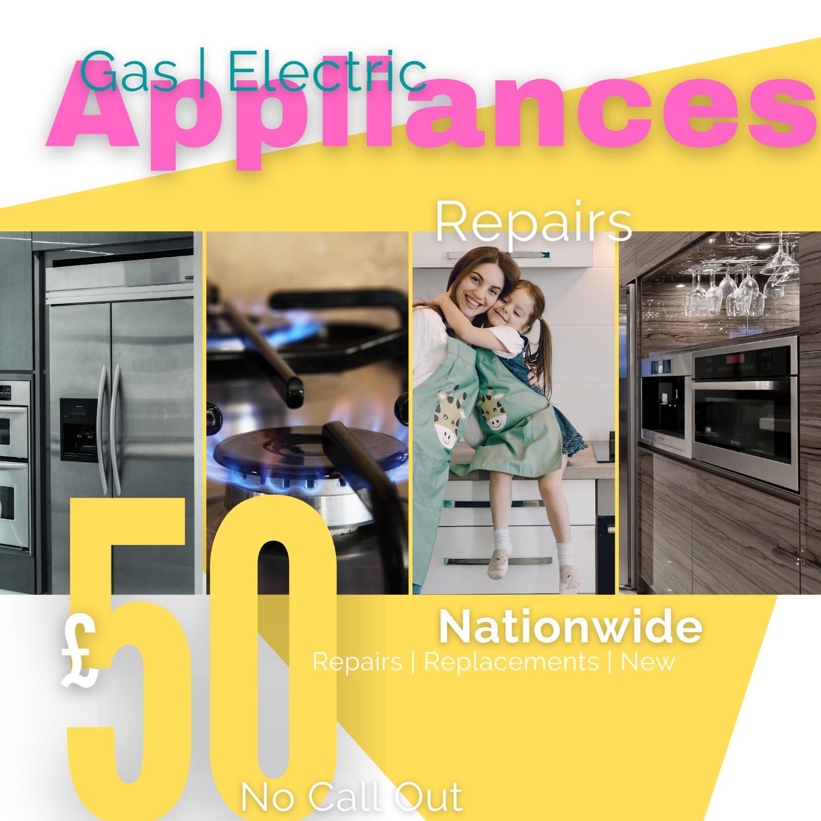 RepairsFluX Appliances Repairs