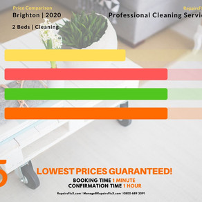 Professional Cleaning | Brighton | South East