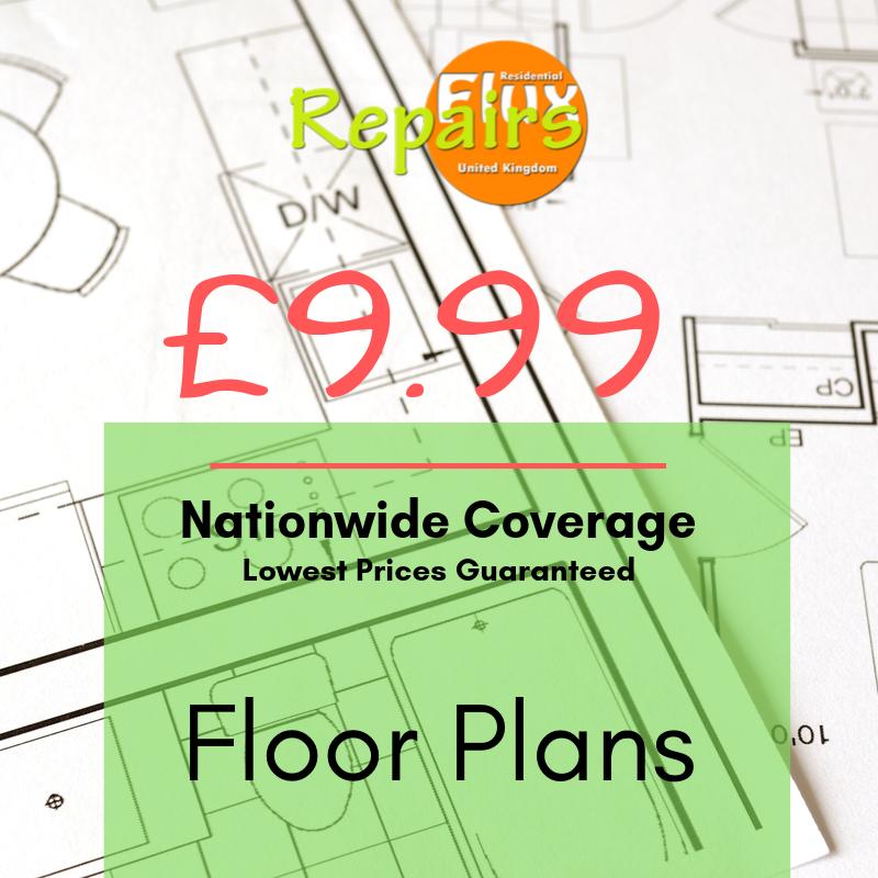 RepairsFluX Floor Plan Services