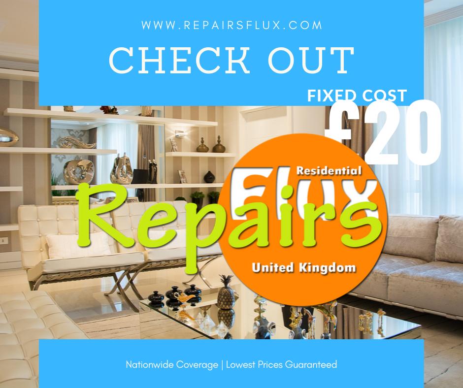 RepairsFluX Inventory