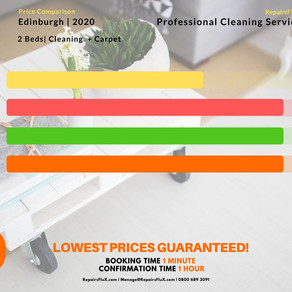 Professional Cleaning | Edinburgh | Scotland