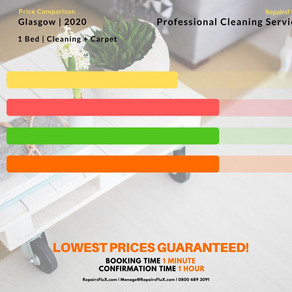 Professional Cleaning | Glasgow | Scotland
