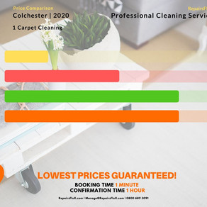Professional Cleaning | Colchester | East of England