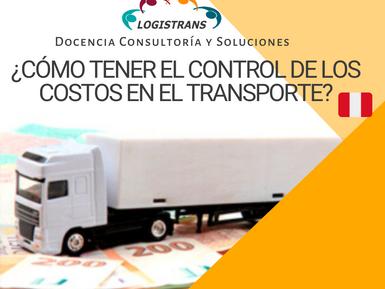 ¿CÓMO TENER EL CONTROL DE LOS COSTOS EN EL TRANSPORTE? 📊 🚛