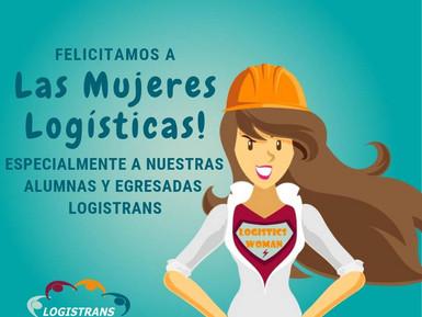 Las Mujeres en la Logística - Saber es Poder!