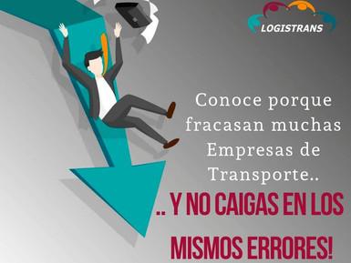 ¿Por qué fracasan las empresas de transporte de carga terrestre?