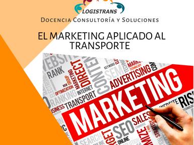 EL MARKETING APLICADO AL TRANSPORTE 🚚