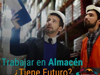 EL JEFE DEL ALMACÉN ¡PRESENTE Y FUTURO!