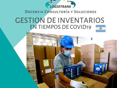 GESTION DE INVENTARIOS EN TIEMPOS DE COVID19