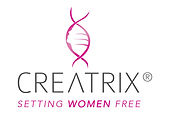 creatrix setting women free logo