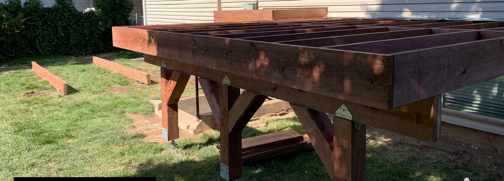 Clearfield Utah Deck Builder