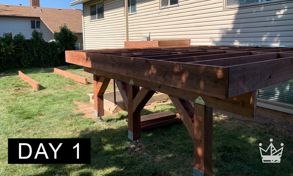 Clearfield Utah Deck Builder