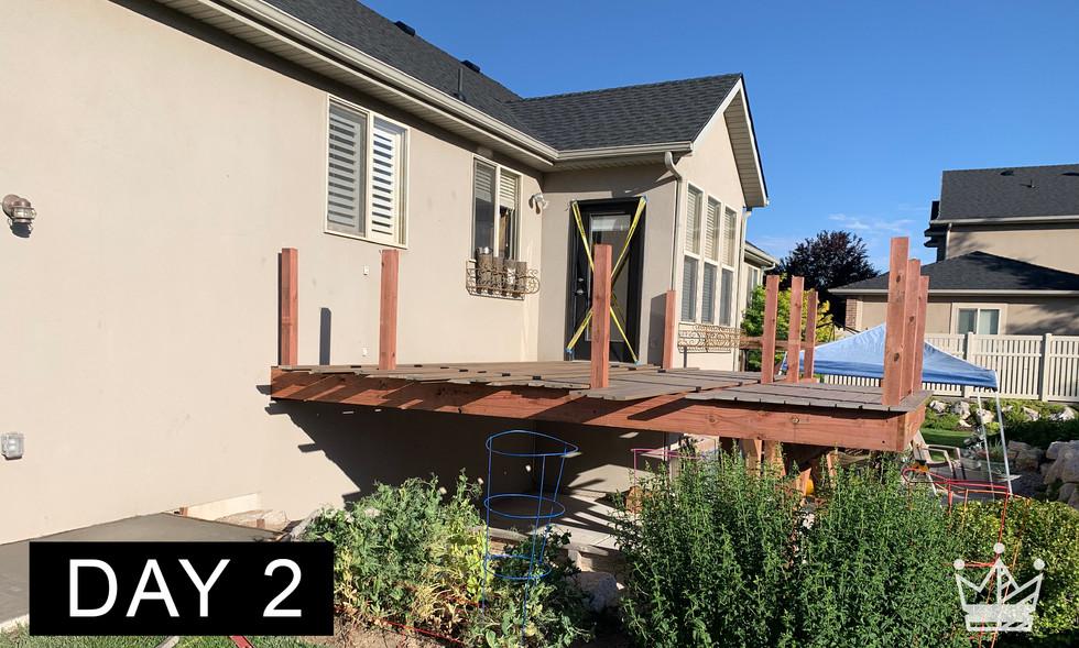 Kaysville Utah Deck Builder